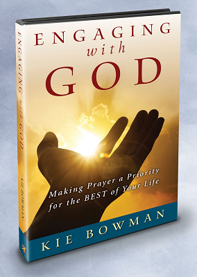 ENGAGING WITH GOD - Kie Bowman