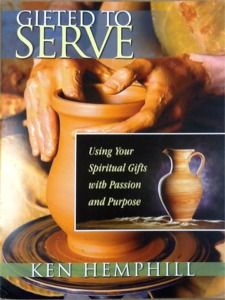GIFTED TO SERVE - Ken Hemphill
