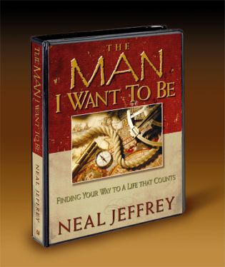 THE MAN I WANT TO BE - Neal Jeffrey