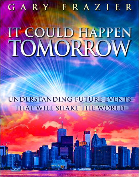 IT COULD HAPPEN TOMORROW - Gary Frazier