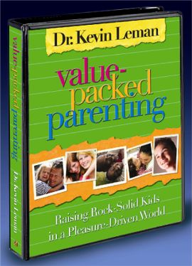 VALUE-PACKED PARENTING - Kevin Leman